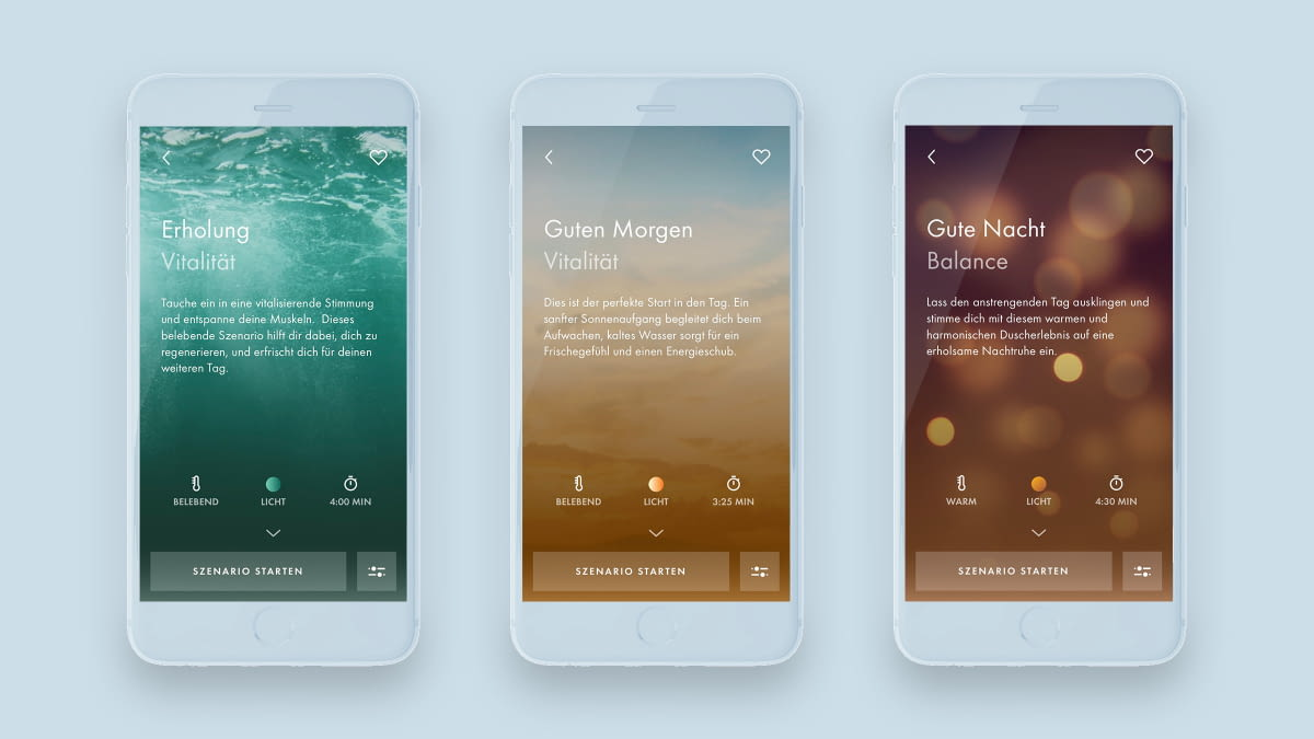 hansgrohe home App